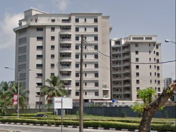 Furnished 2 Bedroom flat at Holloway in Ikoyi for rent