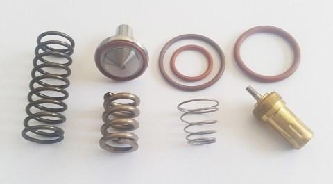 Kit reparo válvula termostática + pressão mínima similar 3060113