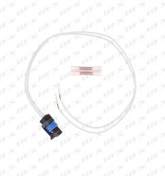 th700 r4 4l60 4l60e 4l65e 4l70e harness external repair 2 pin vss 1991 2009 [ 1000 x 1000 Pixel ]
