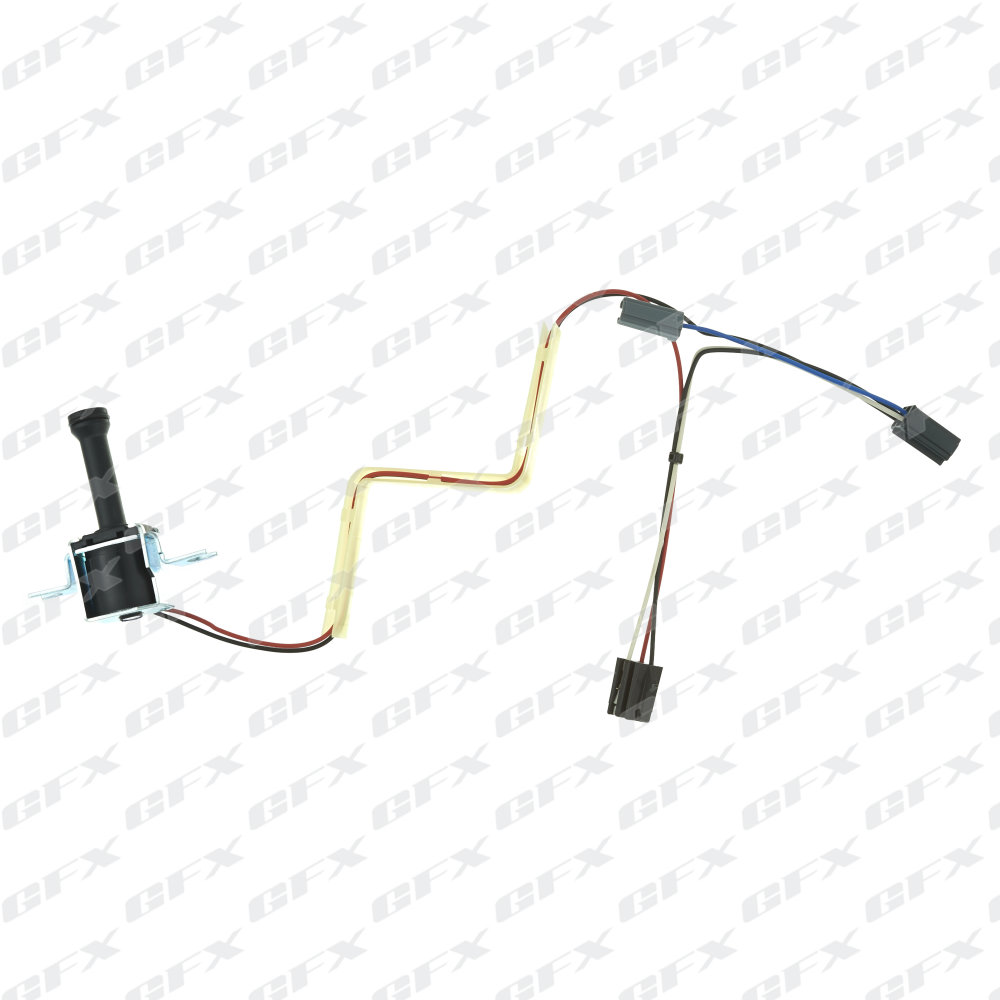 hight resolution of th700 r4 4l60 4l60e harness internal wire w lock up solenoid 1982 1992