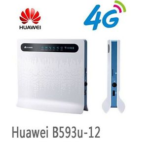 Wi-Fi 4G High-speed Wireless Router Hauwei B593