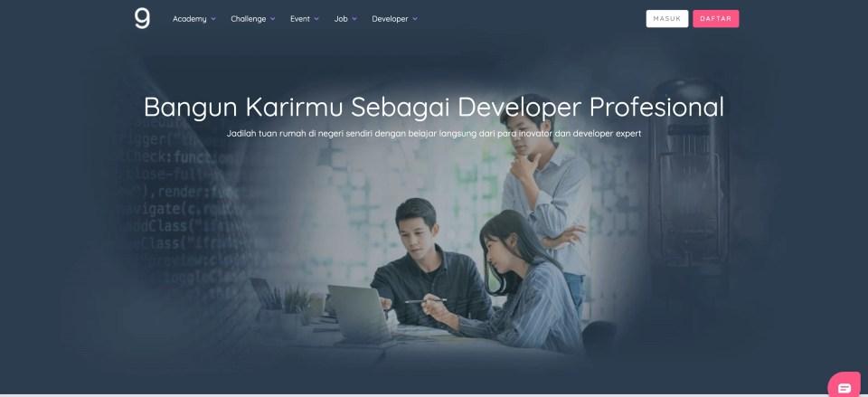 Dicoding Aplikasi Kurusu Online Bersertifikat