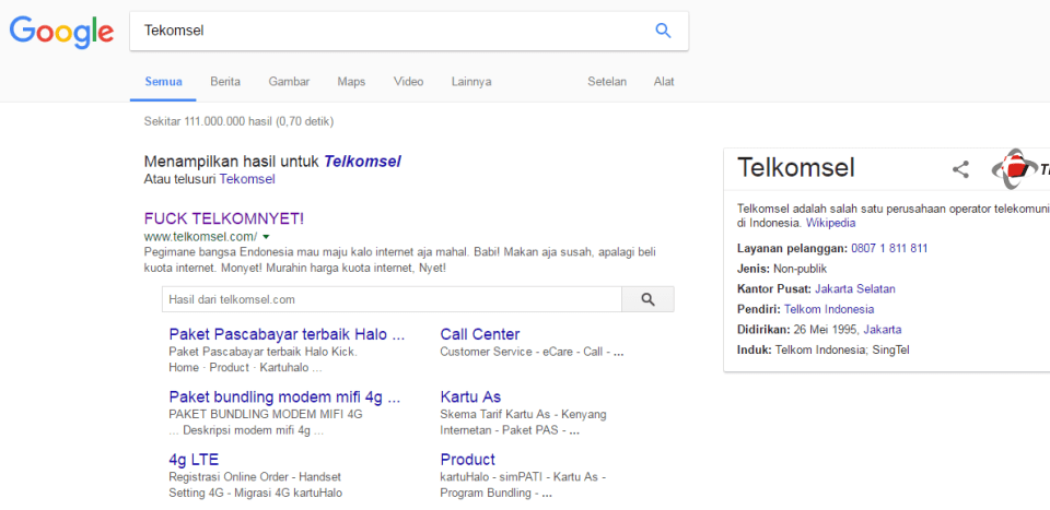 Telkomel Hack