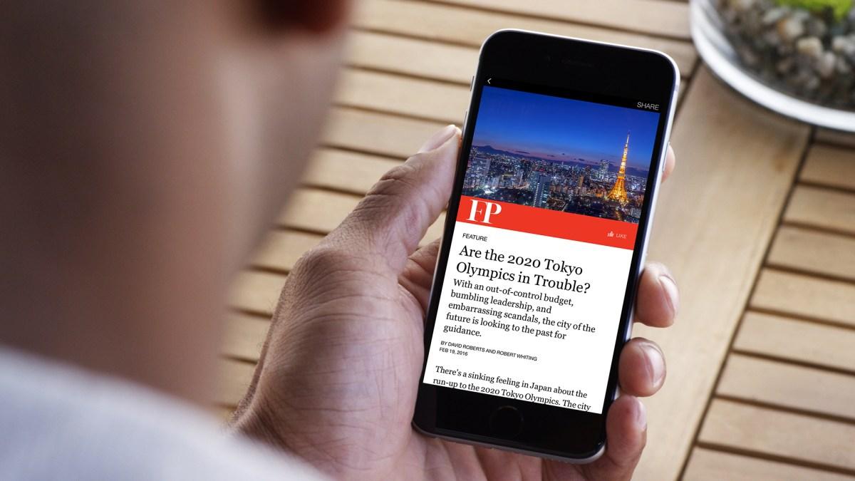 Yuk Pelajari Tentang Facebook Instant Articles dan Cara Menggunakannya