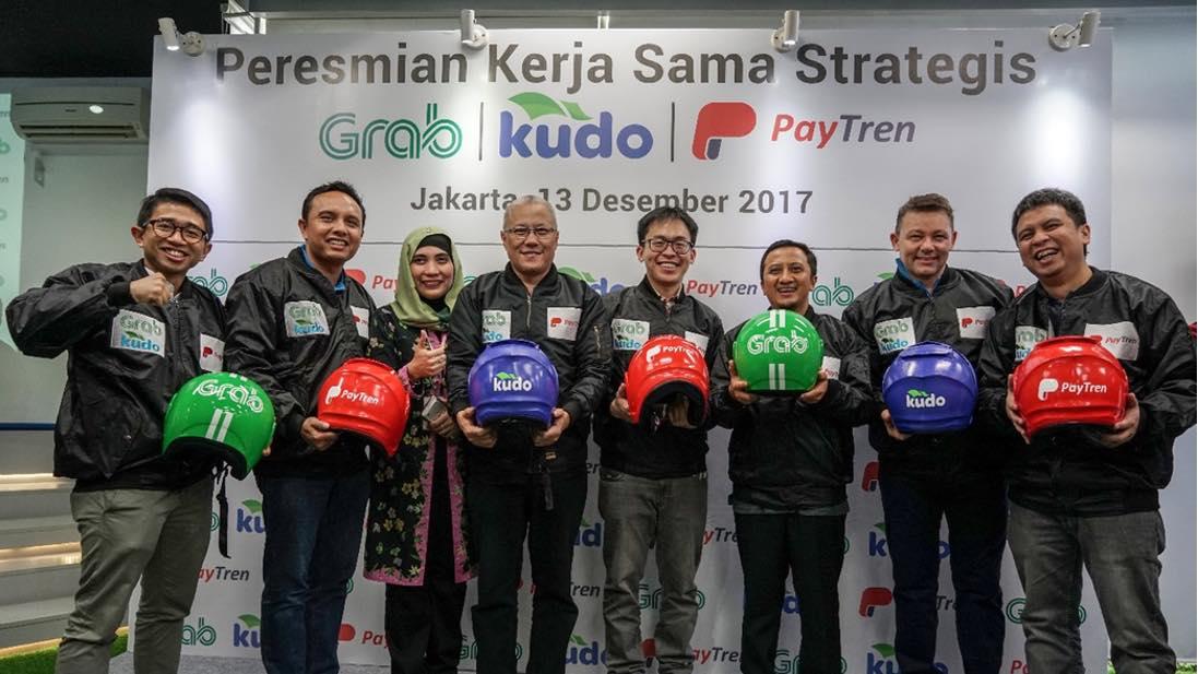 Strategi Ekspansi Grab Jalin Kemitraan dengan Paytren