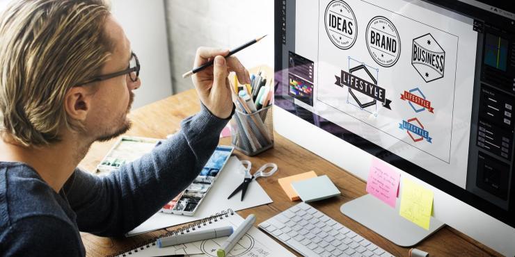Membuat Nama Startup dan Logo yang Catchy Apakah Susah?