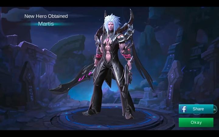 Martis Hero Baru Mobile Legends Sudah Muncul, Cek Sekarang!