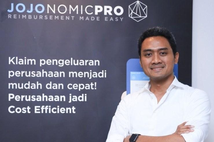 Founder Story, Indrasto Budisantoso Ciptakan Jojonomic Berdasarkan Pengalaman Sendiri