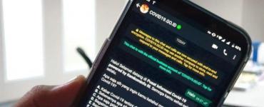 Whatsapp Chatbot Corona