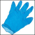 Chemical Resistant, Disposalbe Glove