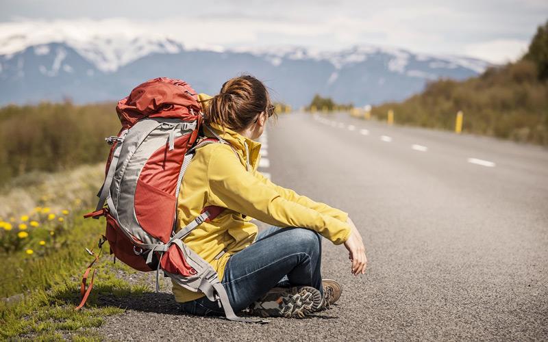 sırt çantası seyahat