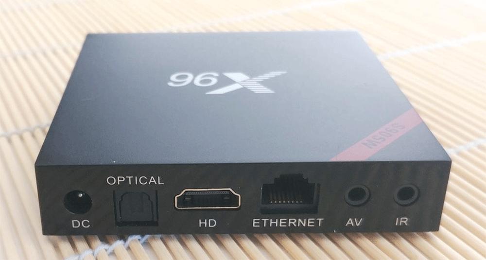 جهاز X96 mini 3