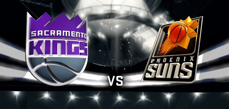 Sacramento Kings vs. Phoenix Suns