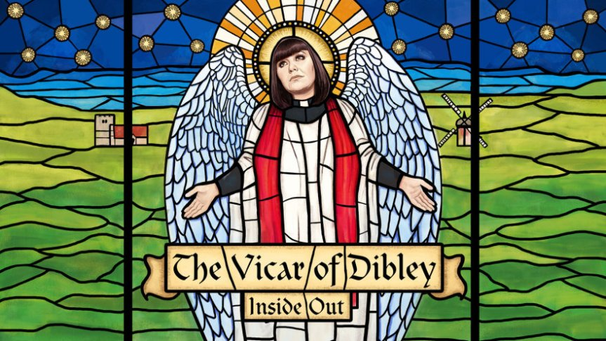 Vicar of Dibley Inside out talks about the iconic show