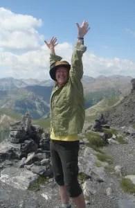 Michele Straube Via Alpina