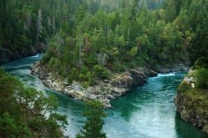 Klamath River, courtesy of Clinton Steeds