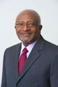 Dr. Robert D. Bullard portrait photograph.