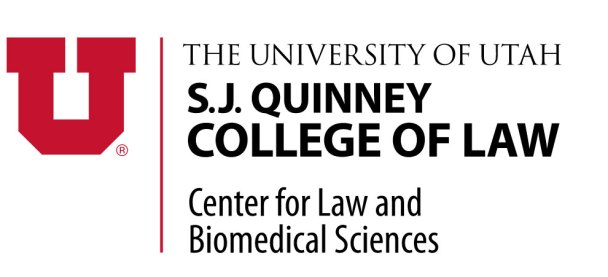 SJ Quinney College of Law Center for Law and Biomedical Sciences logo
