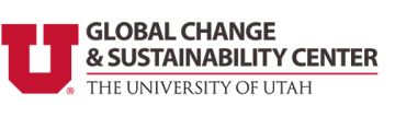 University of Utah Global Change and Sustainability Center logo