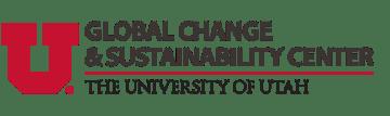 University of Utah Global Change and Sustainability Center logo