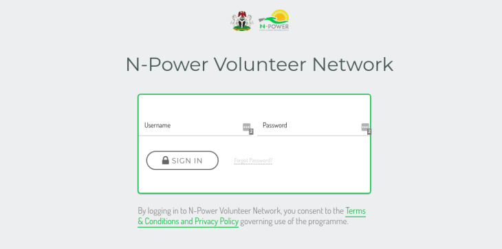 NPVN NPower Volunteers Network
