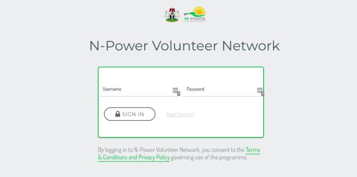 NPVN NPower Volunteers Network