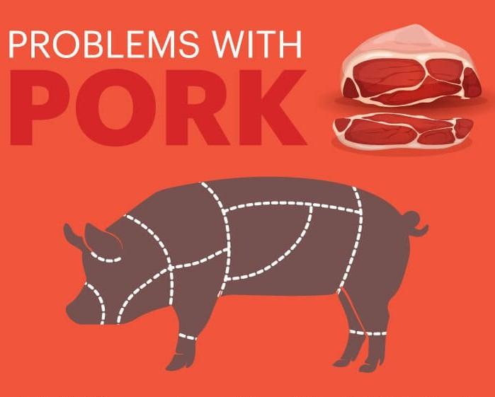 problems with pork