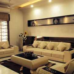 Living Room Desings Paint Colours For Small Rooms 1 000 Design Decoration Ideas Urbanclap With Brown Finely Stitched Sofas
