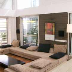 False Ceiling Designs For Small Living Room Elegant Mirrors Design Ideas And Photos With Urbanclap L Shape Sofa Wooden Flooring Brick Wall