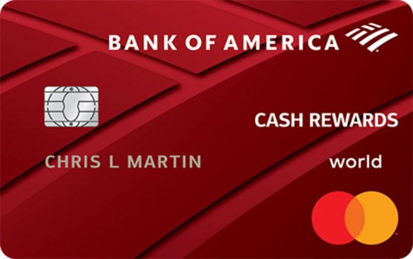 credit card offer cash back