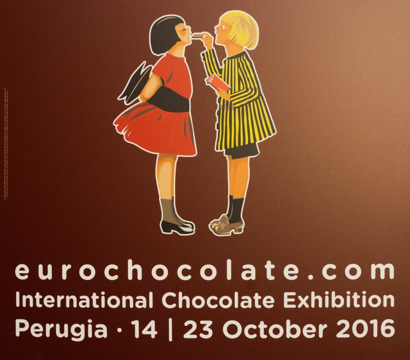 Cartello Eurochocolate