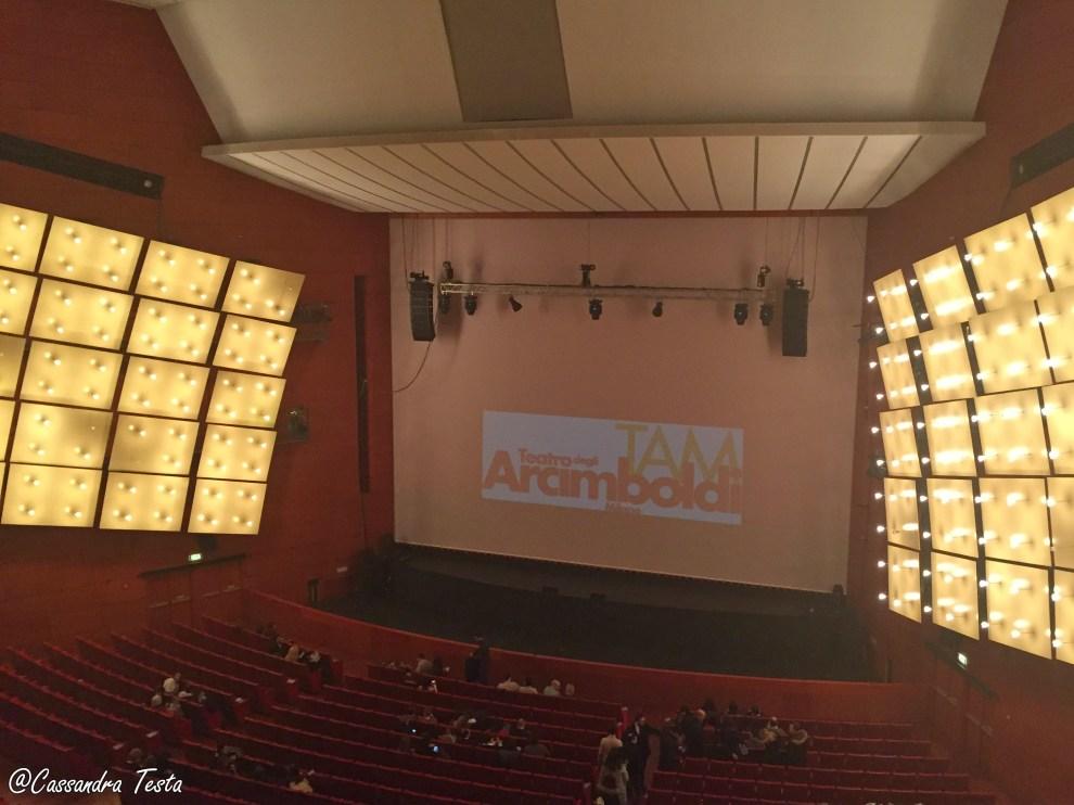 Teatro Arcimboldi, Milano