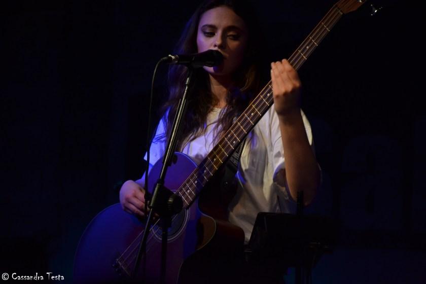 Francesca Michielin alla Salumeria della Musica, Milano