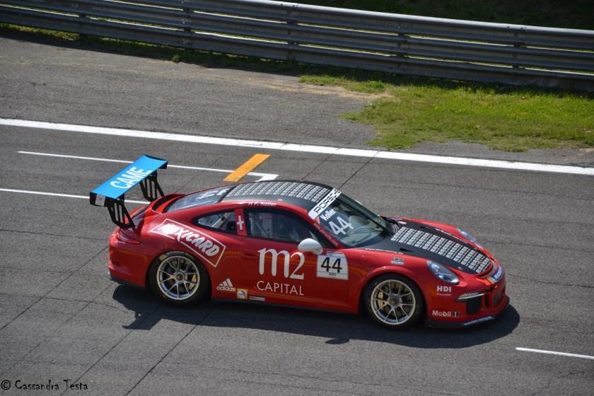 Porsche Cup, Autodromo di Monza