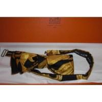 Bow Tie HERMS yellow vendu par D'audrey 446473576 - 3041066
