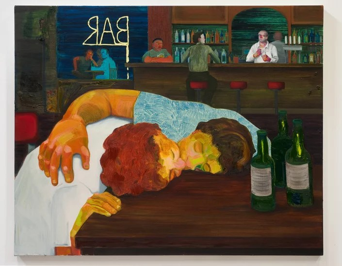 Selected Works by Nicole Eisenman  Susanne Vielmetter Los