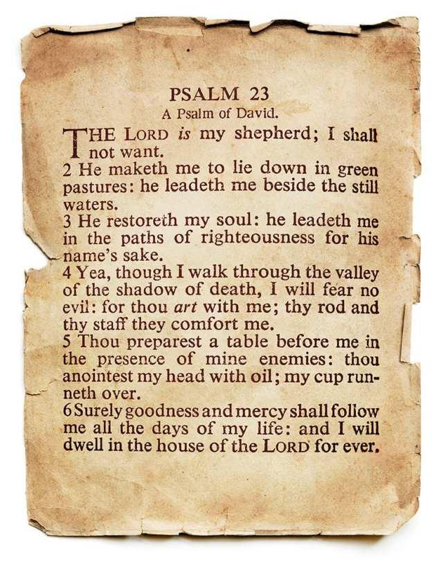Psalm 27: Verse by verse meaning  Bibleinfo.com
