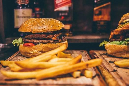 tecnologia restaurantes comida rapida