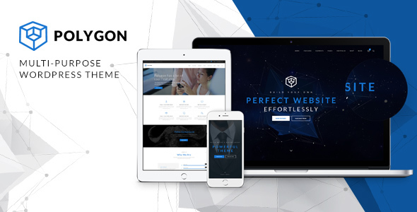 Polygon - Best Business WordPress Theme