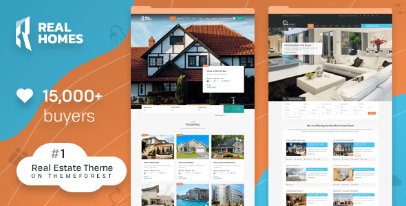 Real Homes - Real Estate Theme