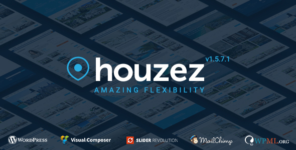 Houzez - Best Real Estate WordPress Themes