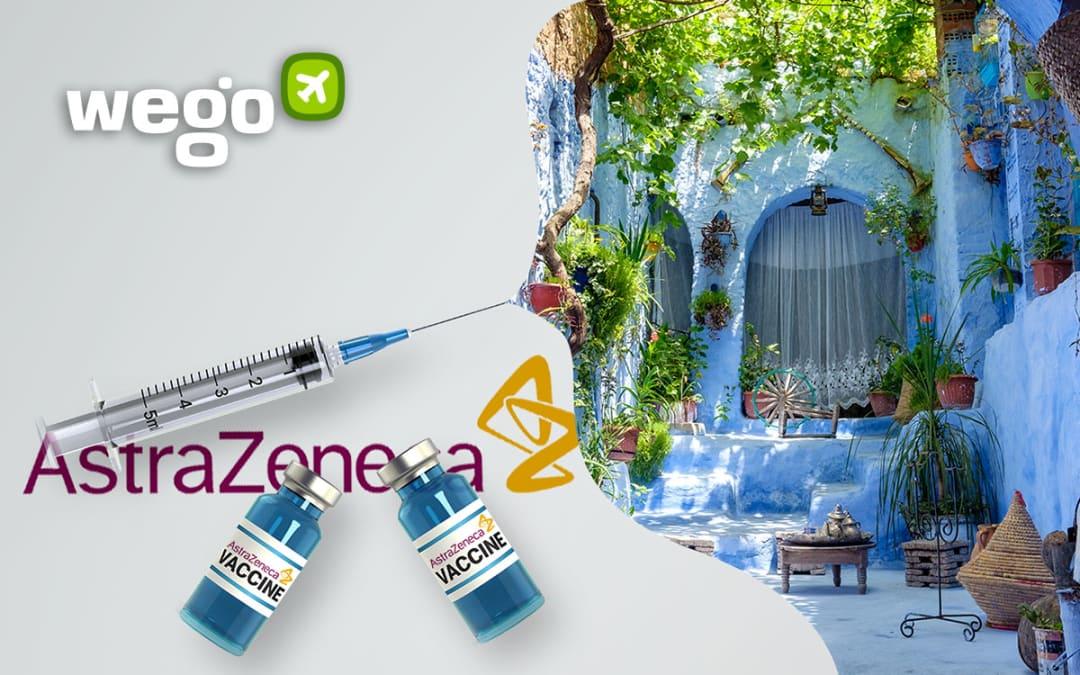 astrazeneca vaccine morocco news