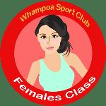 female swim
