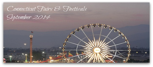 Connecticut Fairs And Festivals For September 2014