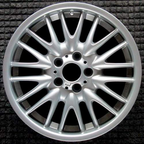 small resolution of bmw 320i 18 oem wheel 2000 2006 36112229155