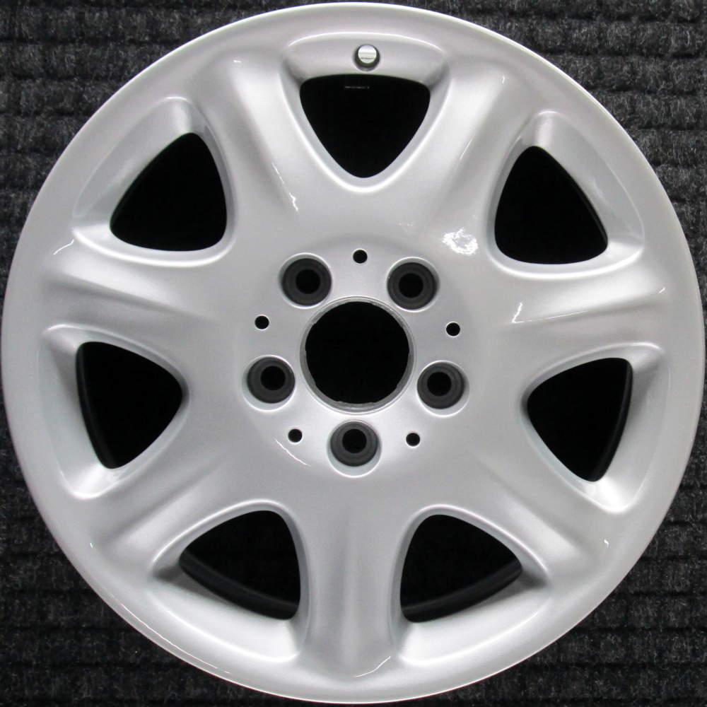 hight resolution of mercedes benz s class 16 oem wheel 2000 2002 qb66470544 2204010102