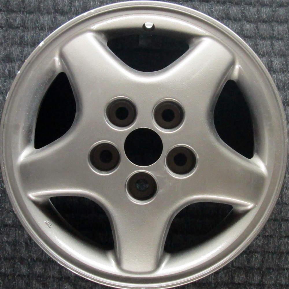 medium resolution of mitsubishi diamante 15 oem wheel 1992 1993 mb763165
