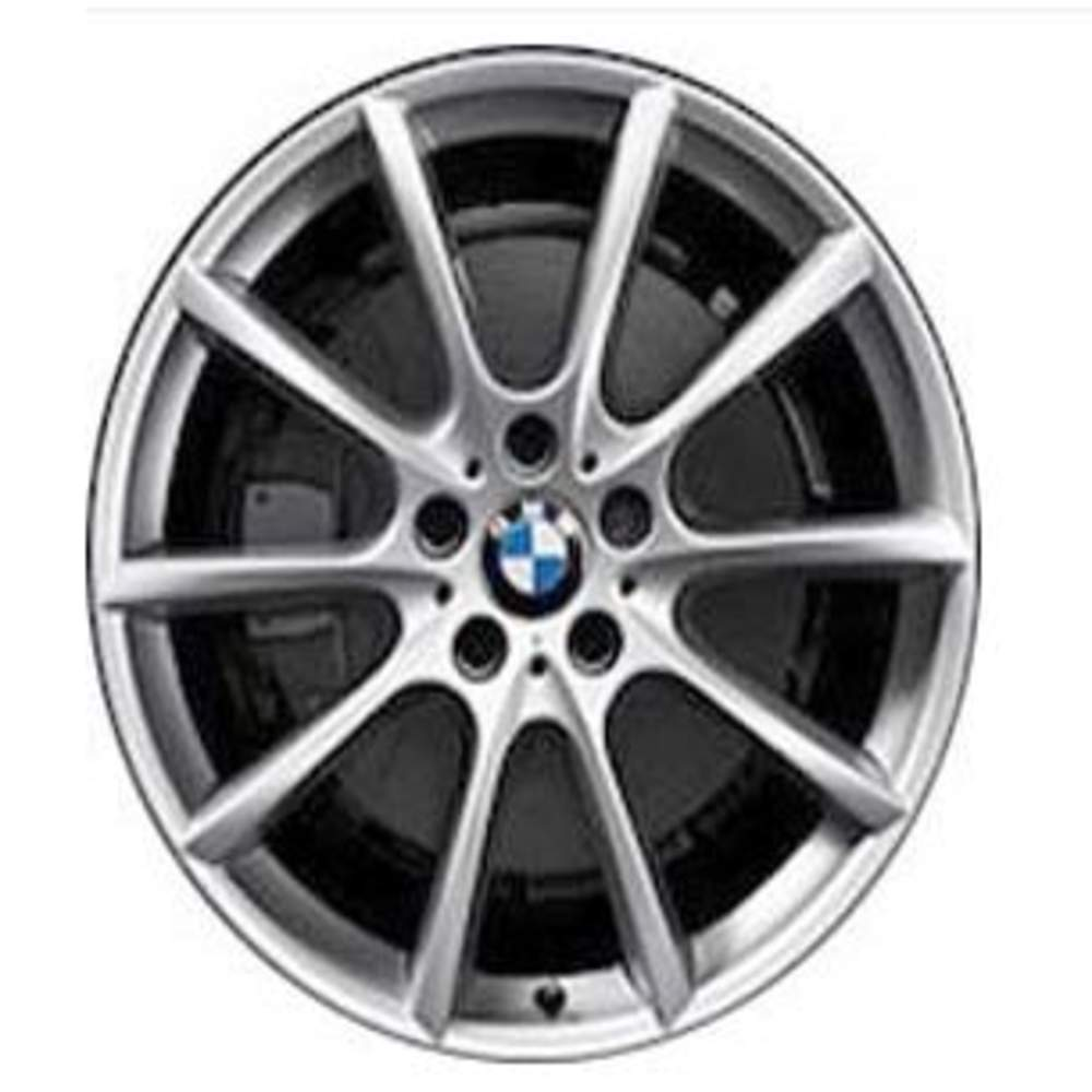 hight resolution of bmw 528i 19 oem wheel 2011 2017 36116783523