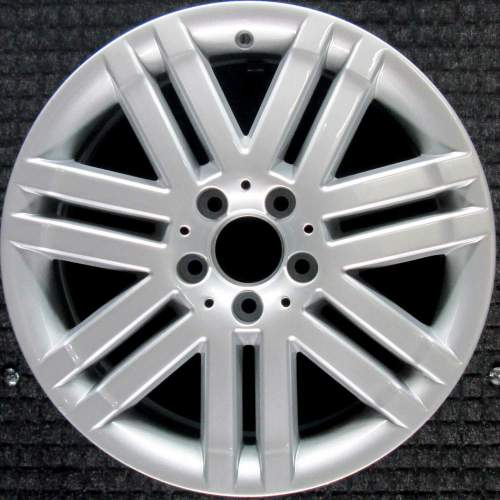 small resolution of mercedes benz c300 all silver 17 inch oem wheel 2008 2009 2044010502 204401050