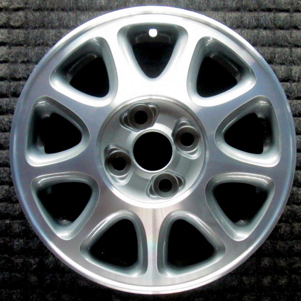 medium resolution of geo prizm 14 oem wheel 1993 1997 94853748 94853749
